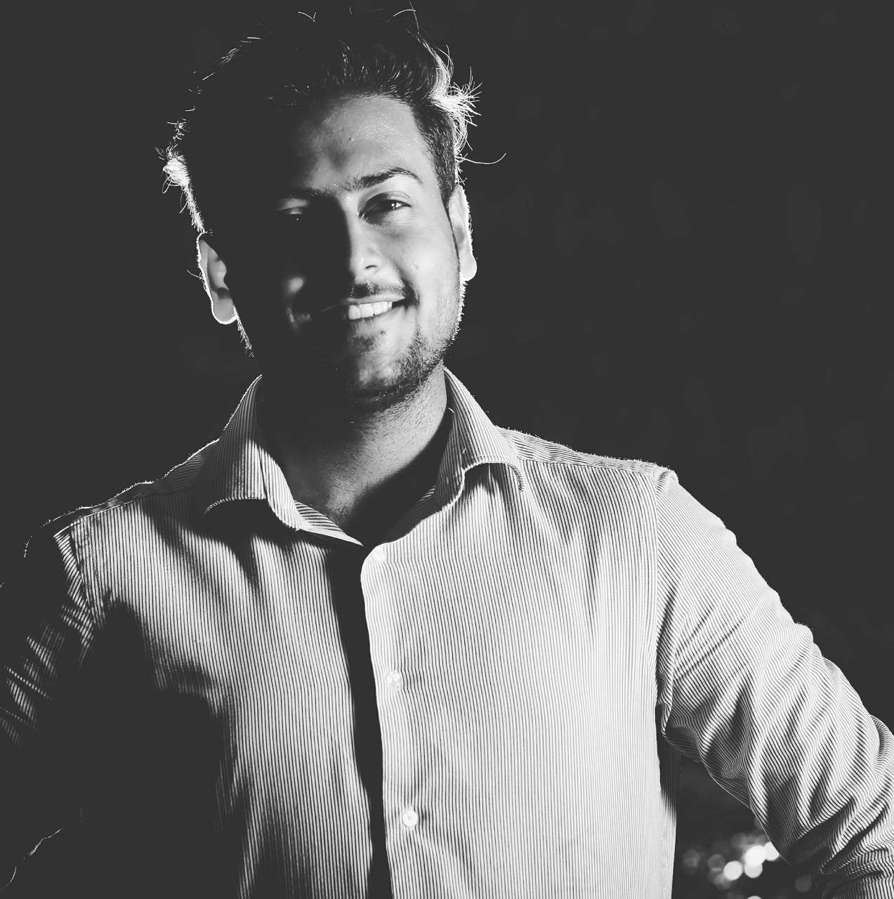 Affan Jamil<br> Editor